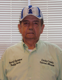 Chairman Buddy Grubb, U.S. Army Veteran