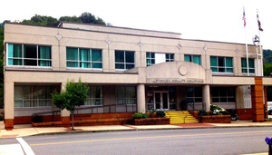 Letcher County Courthouse